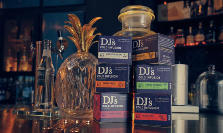 DJ's Cold Infusion Pockets: 'A guide to our blends'